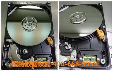 合肥雷先生西数1tb移动硬盘开盘数据恢复成功案例