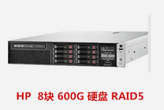 农业银行芜湖市分行 HP服务器数据恢复成功