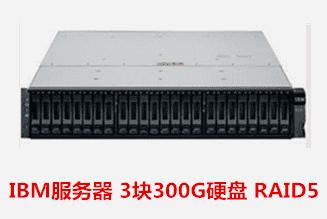 阜阳市卫生局  IBM服务器数据恢复成功