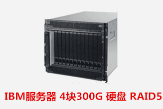 利辛县财政局  IBM服务器数据恢复成功