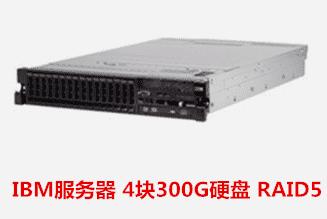 淮南市传染医院  IBM服务器数据恢复成功