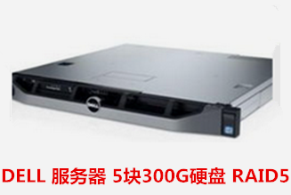 阜阳市烟草公司  DELL 服务器数据恢复成功