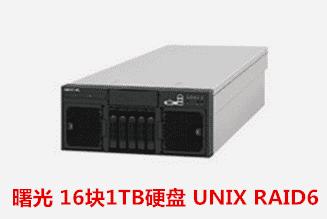 安徽师范大学   曙光服务器 RAID5 数据恢复成功