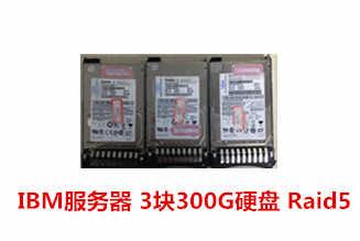安徽出版广电局300G IBM服务器Raid5数据恢复成功案例展示