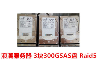 宿松县新型农村合作医疗300G浪潮服务器数据恢复成功案例展示