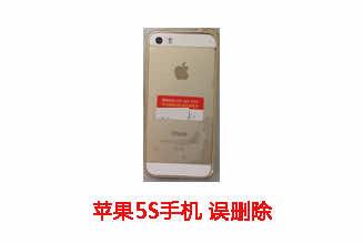 合肥孙女士苹果5S手机数据恢复成功案例展示