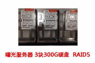 合肥张先生东芝3.5寸SAS 300G*2 RAID5数据恢复成功案例展示